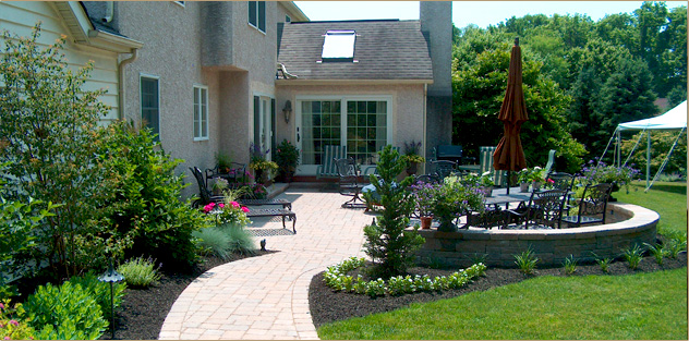 woodward landscape supply in pa pavers