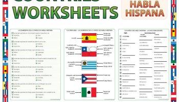 Spanish-speaking Countries Bundle | Woodward Spanish