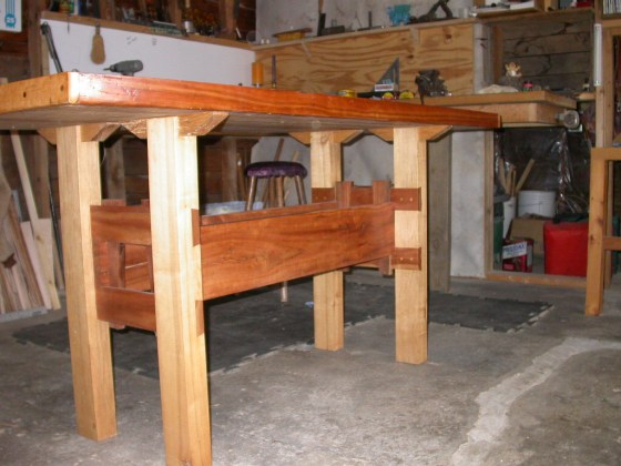 Wood Workbenches