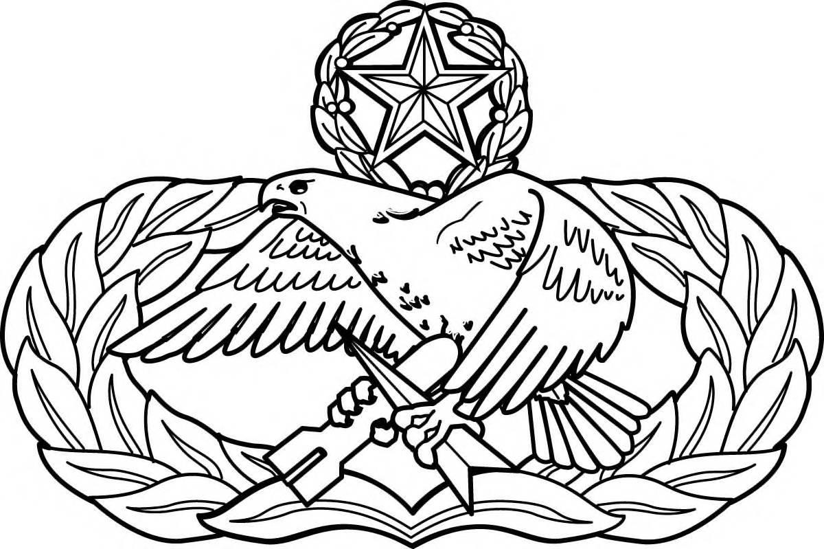 9 Level Maintenance Badge