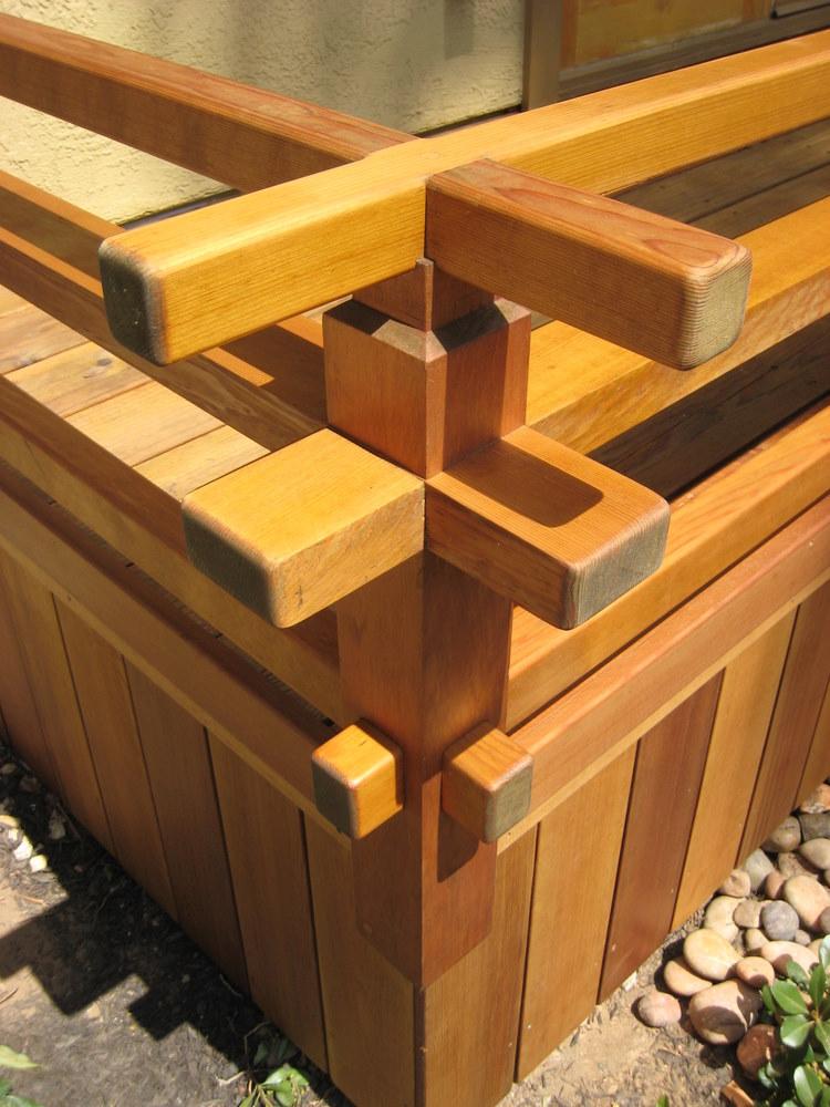 Japanese Deck Railing
