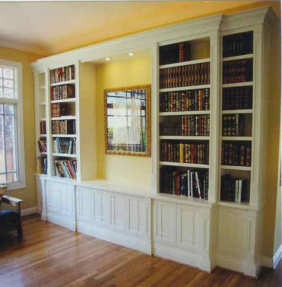 PDF Plans Bookshelf Plans Builtin Download Cabinet Ideas