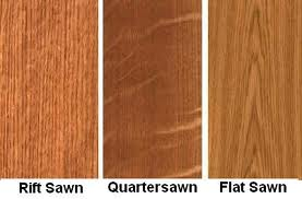 quartersawing rift sawing and plain sawing explained 01 - Understanding Hardwood Flooring Cut Types