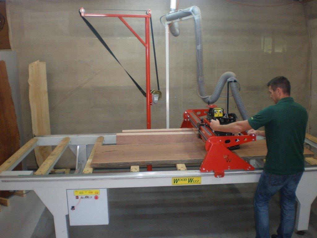 Wood Wizz Machinery