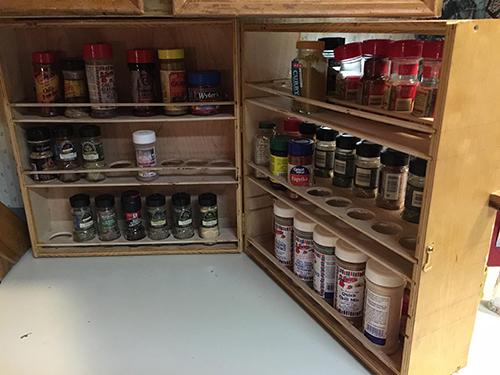 Kitchen Counter Spice Rack Woodworking Blog Videos