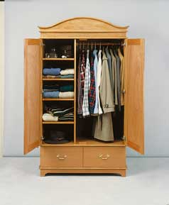 Elegant Whatus The Difference Between An Armoire And A
