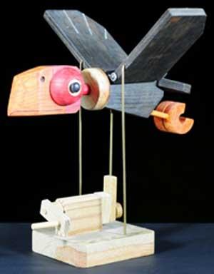 wooden automata plans