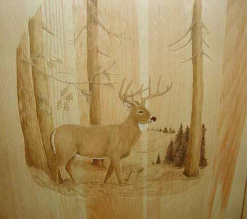 Custom Interior Wood Doors Cedar Amp Knotty Pine Doors