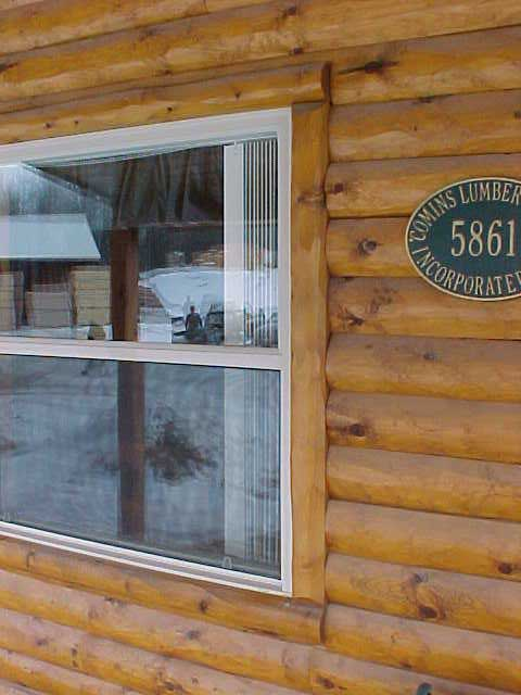 Log Trim Amp Mold Wood Accents Woodworkers Shoppe