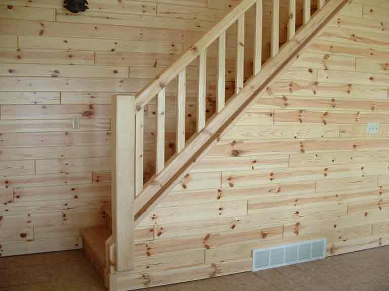 Rustic Wood Stairs And Railings Cedar Pine Staircases   Rustic Stairs And Railings   Handrail   Custom   Design   Cabin   Interior