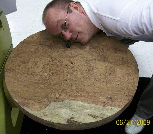 Wood Turned Platters