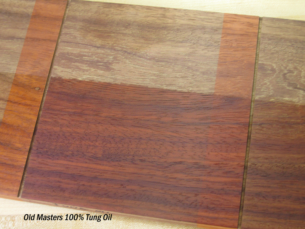 Conclusion Best Wood Finish For African Padauk