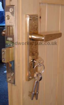 Locks For Wooden Gates Amp Garage Doors A Guide Inwood
