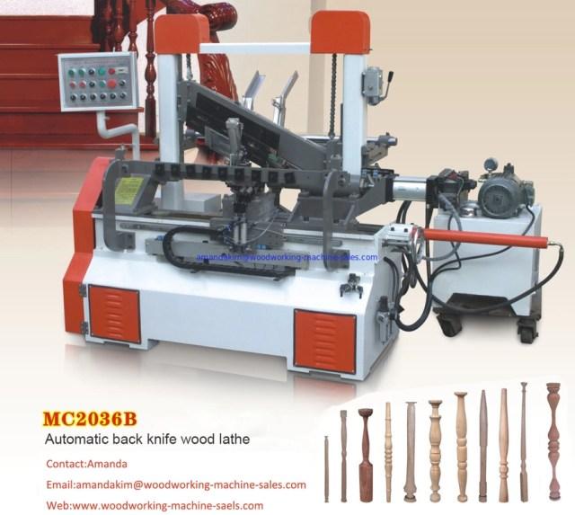 Wood Lathe Machine