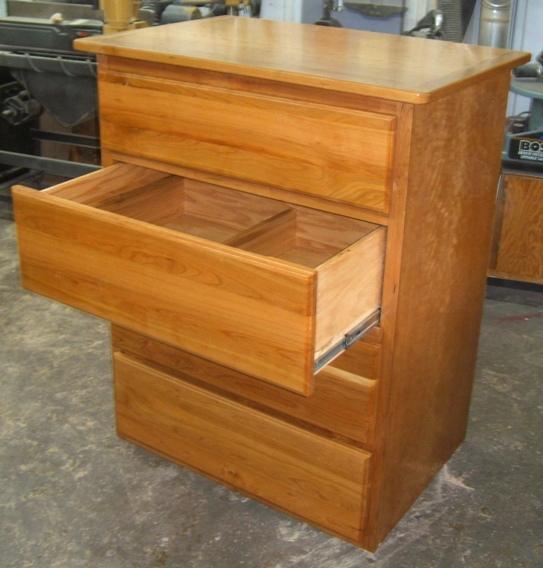 simple dresser drawer plans