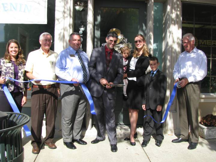 Ribbon Cutting hosted by the Shelby County Chamber of Commerce and Mayor Hardesty | Woodworking Maniak
