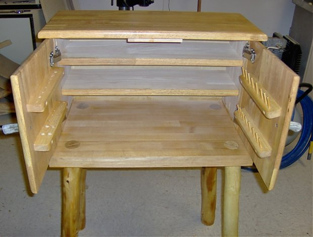 free fly tying bench plans