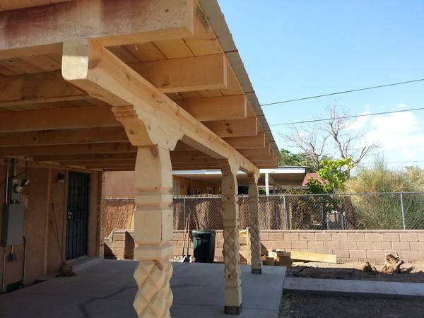 Wood Selection For Pergola Patio Cover Woodworking