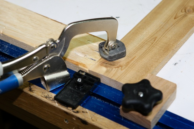 T Track On A Workbench Woodworking Talk Woodworkers Forum