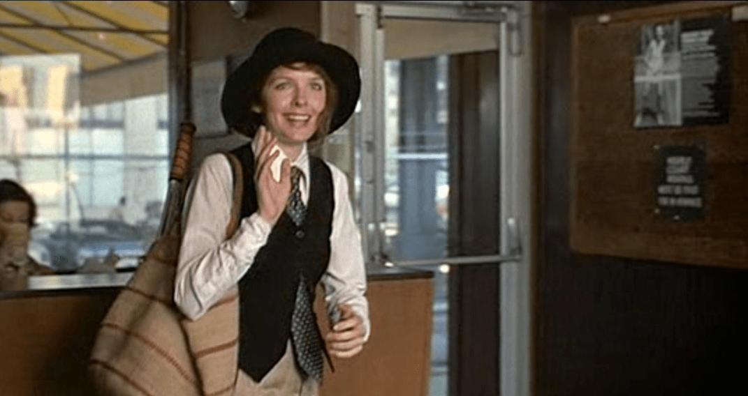 Diane Keaton as Annie Hall
