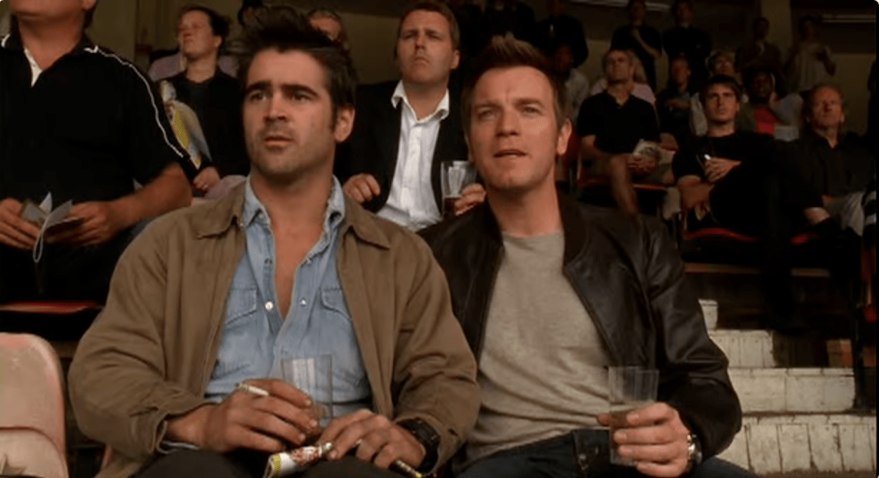 Colin Farrell and Ewan McGregor in Cassandra's Dream