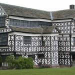 Little Moreton Hall, Cheshire, UK