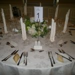 Top table at Mere