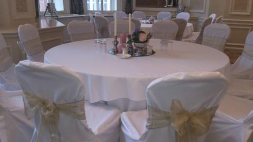 Midland Hotel venue dressers