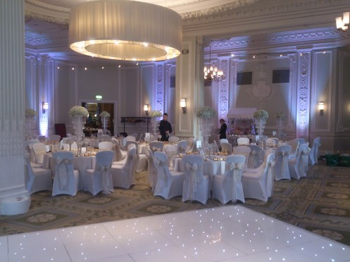 Midland Hotel wedding