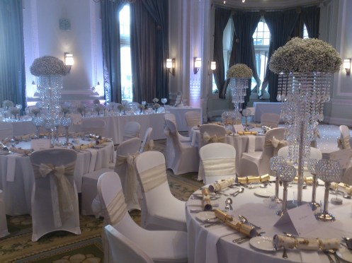 Midland Hotel Trafford Suite wedding