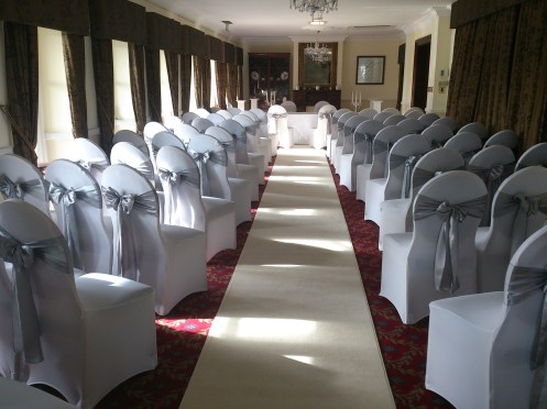 Etrop Grange wedding venue dressers