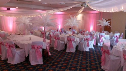 cranage hall venue dressing