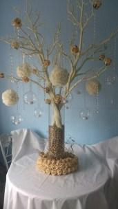 tree centrepiece