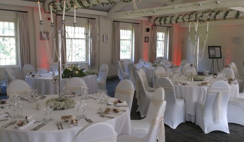 Quarry Bank Mill venue dressers