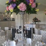 Combermere Abbey wedding flowers