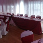 Crosby Lakeside Centre wedding