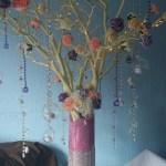 Summer tree centrepiece