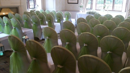 Inglewood Manor venue dressing