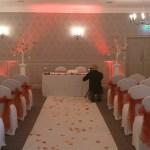 Mottram Hall wedding ceremony