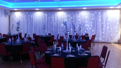 Venue dressing in Altrincham