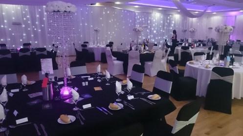 school prom venue dressers