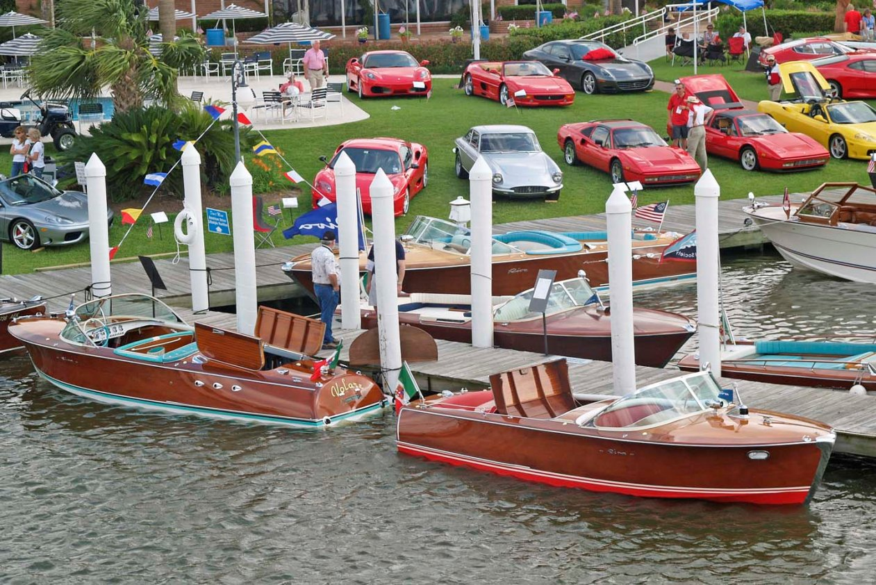 Keels Amp Wheels This Weekend Classic Boats Woody Boater