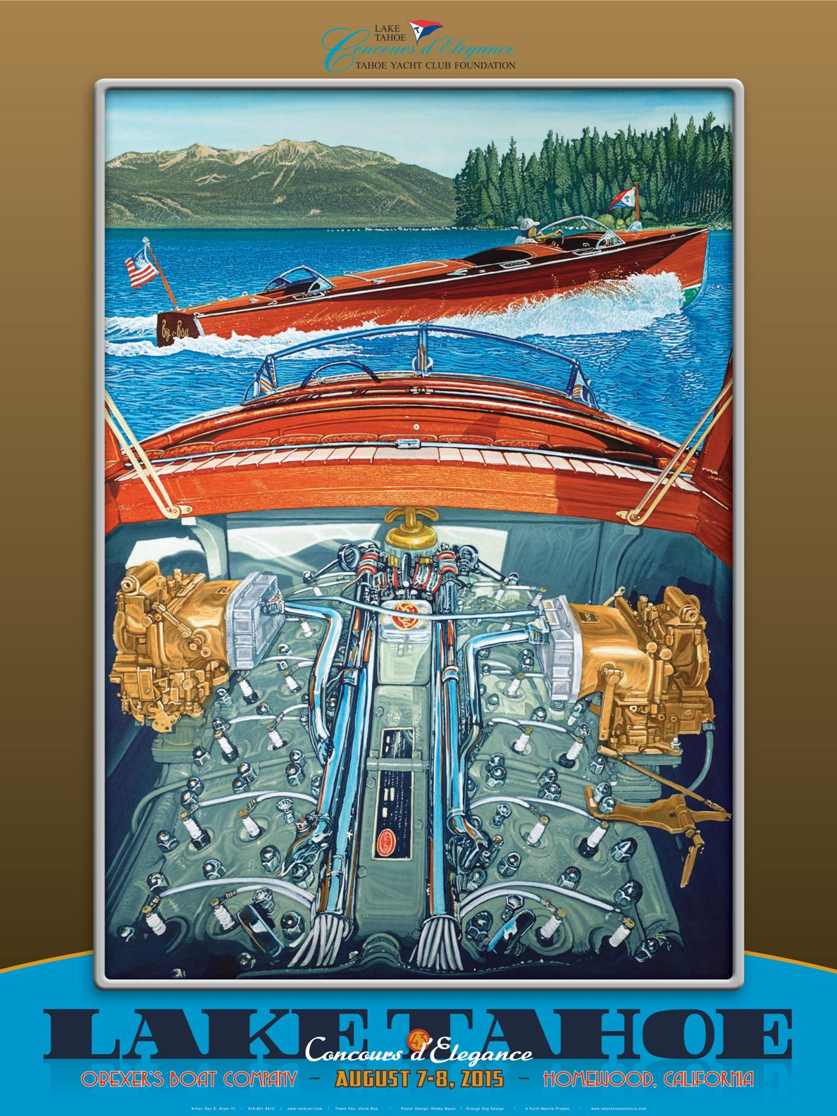 renowned artist roy dryer releases 2015