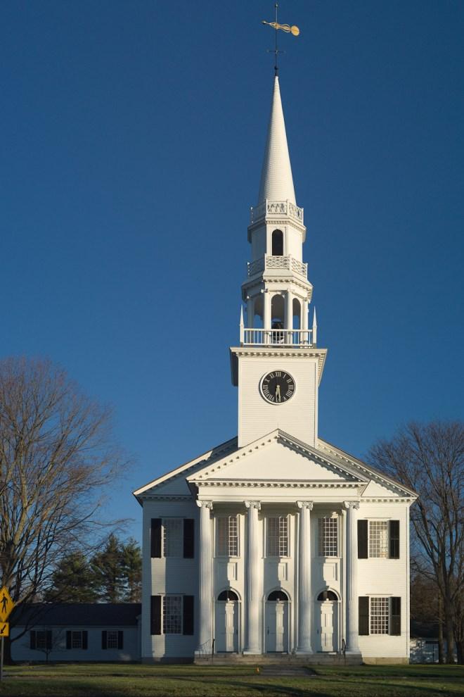 First Congregational Church Litchfield Connecticut