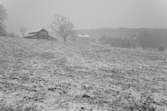 Snowstorm Litchfield County