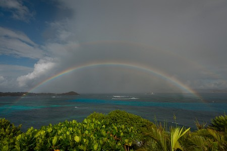 Grenadines rainbow