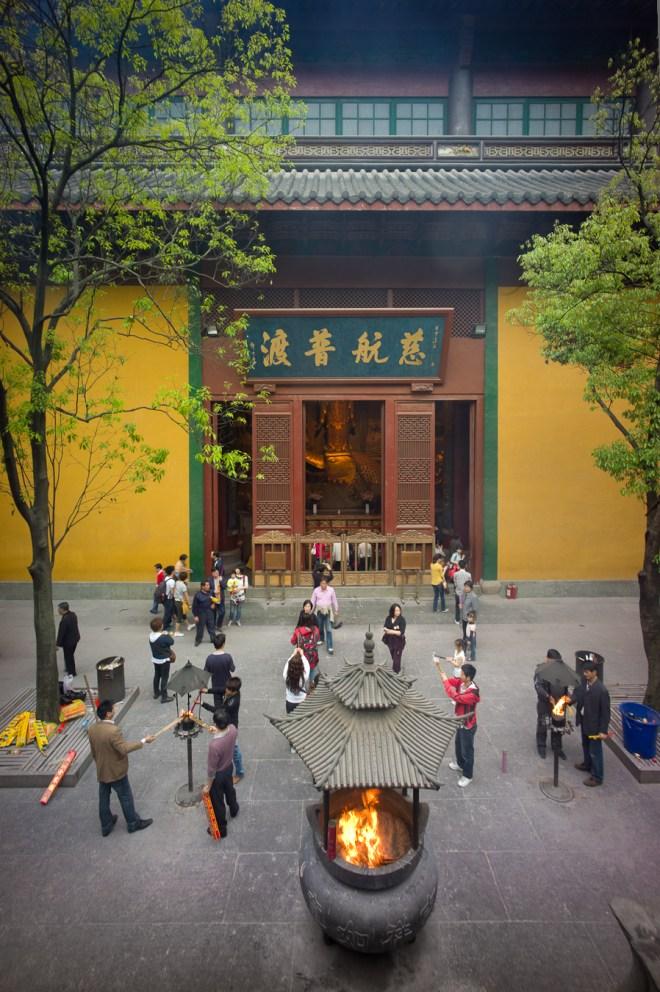 Temple Hangzhou