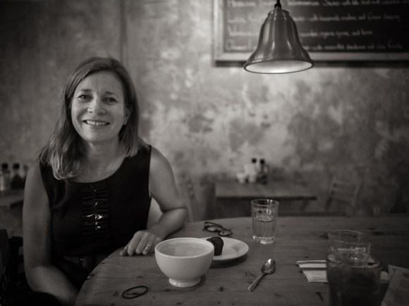 Tea with Peggy
