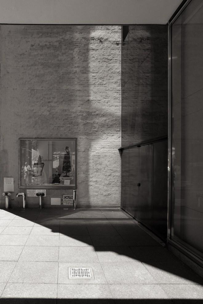 Shadow on Park Avenue