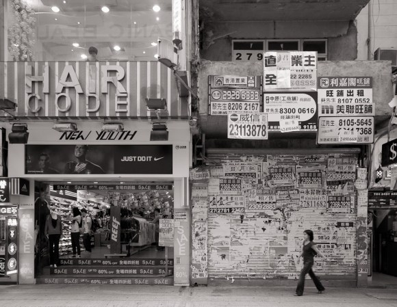 Shopping in Kowloon